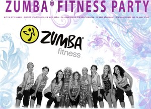 ZUMBA®Fitness Party Vol.9